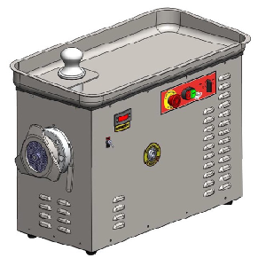 Refrigerated Meat Mincers
